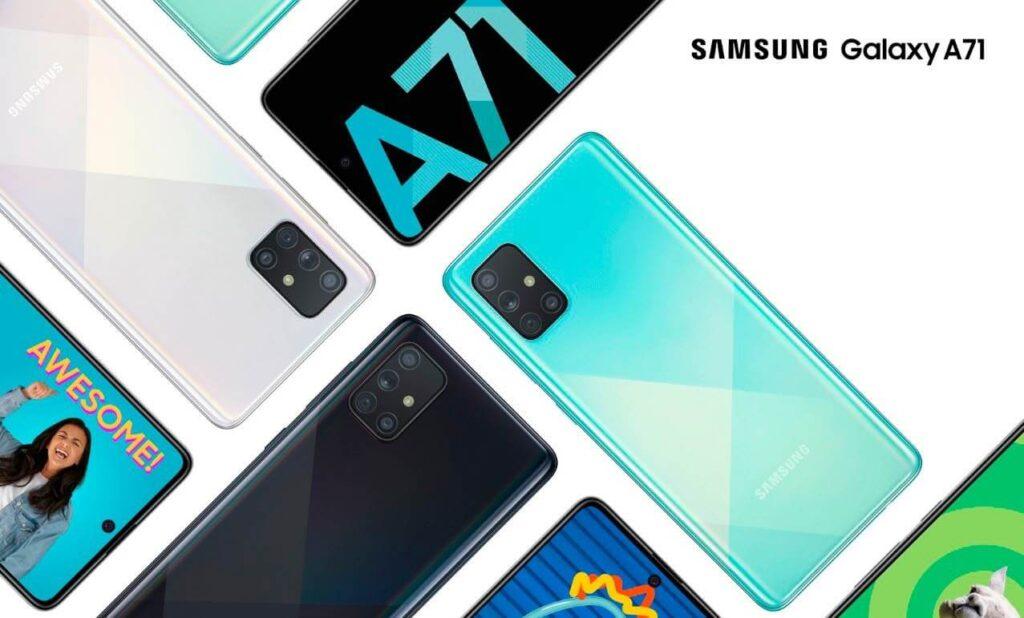 galaxy a71 tecnobit