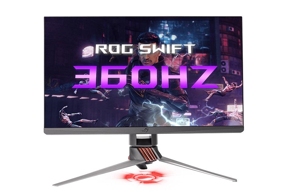 Asus ROG Swift 360Hz Front