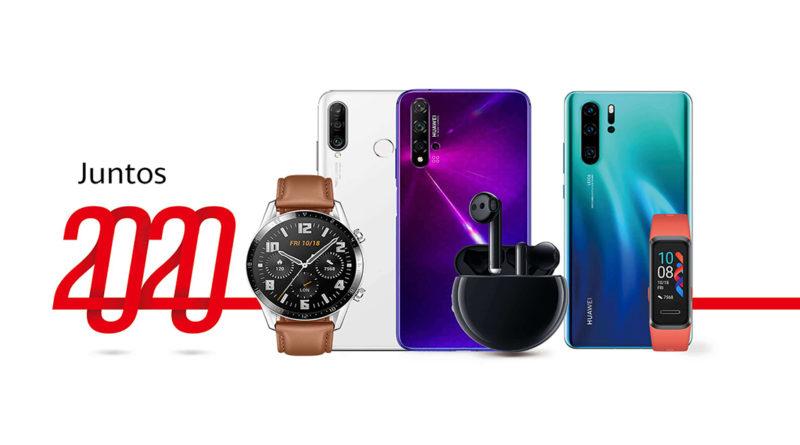 Huawei productos ces 2020 premiados