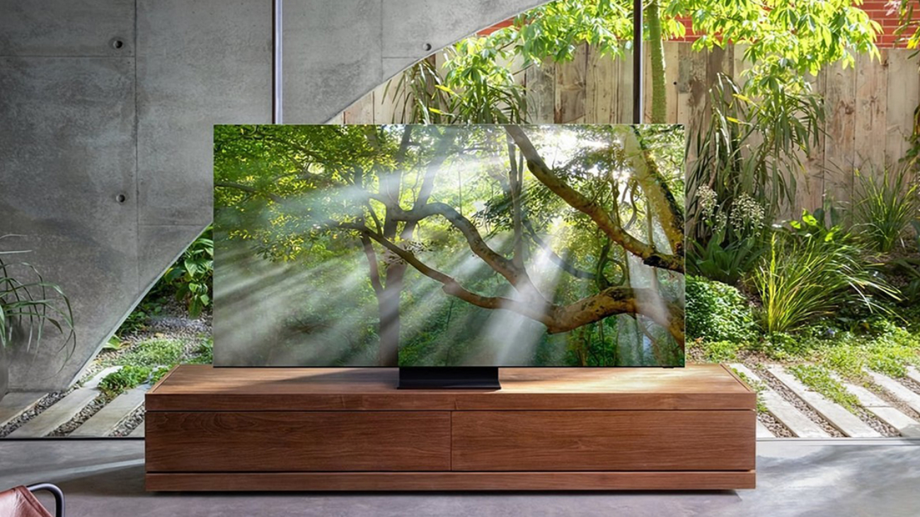 samsung 99% frontal ces 2020