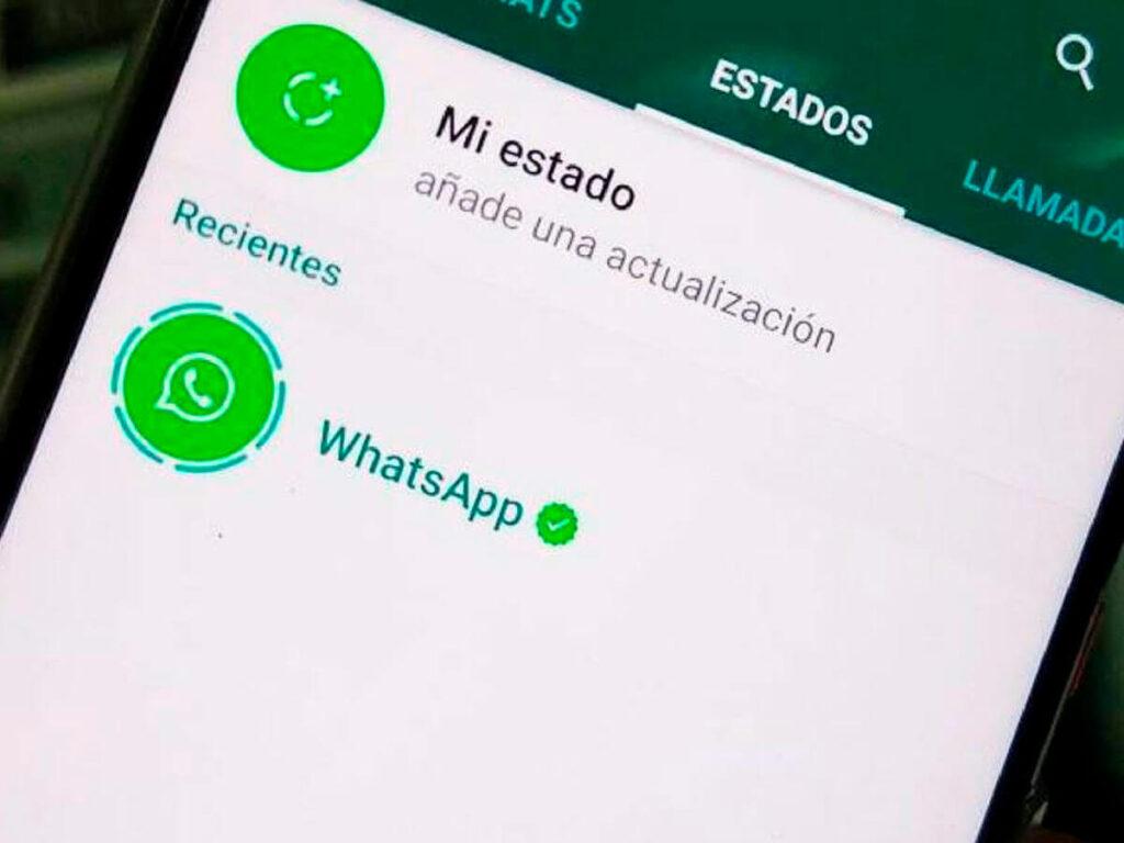 whatsapp sin anuncios en sus estados faecebook