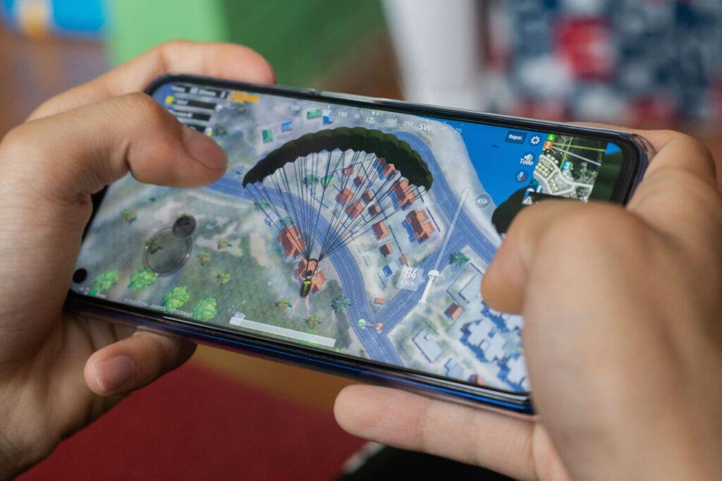 Huawei Nova 5T Fortnite