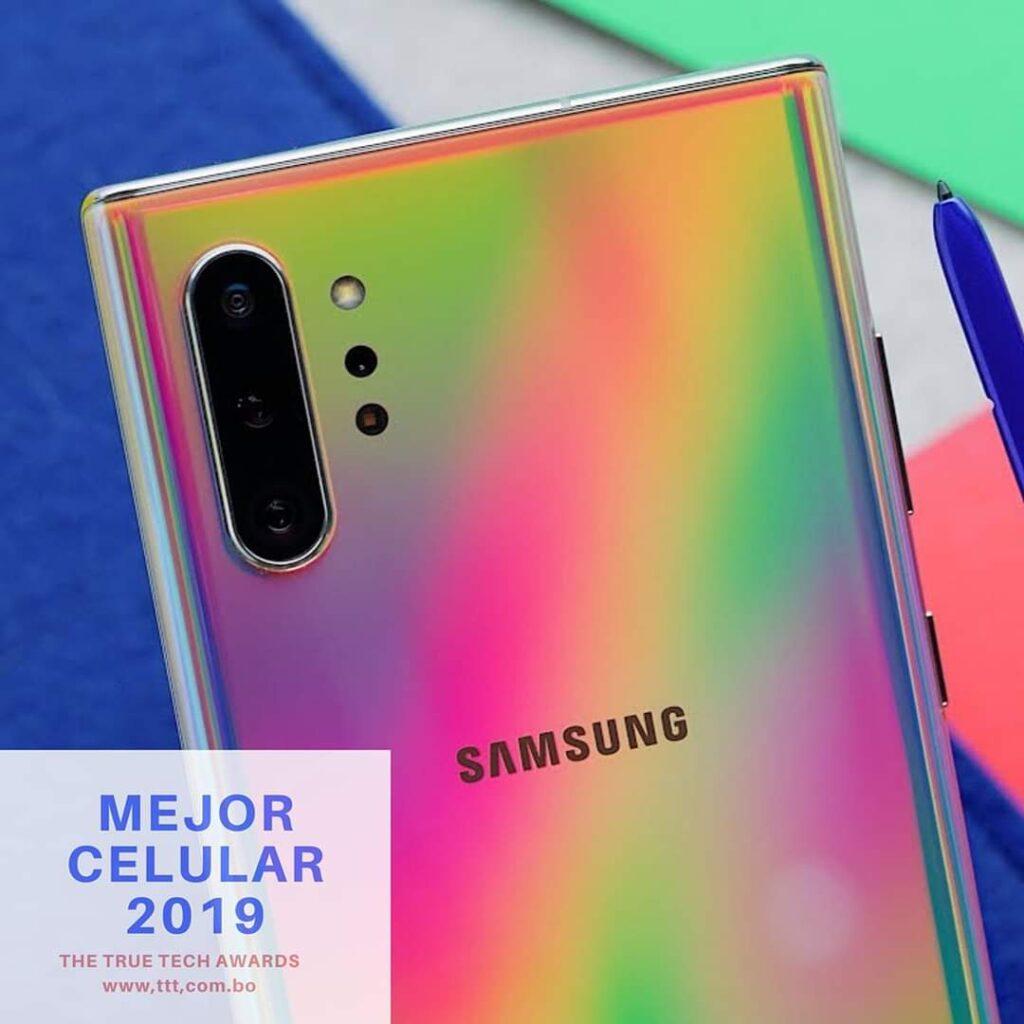 Samsung Note 10+ The True Tech Awards