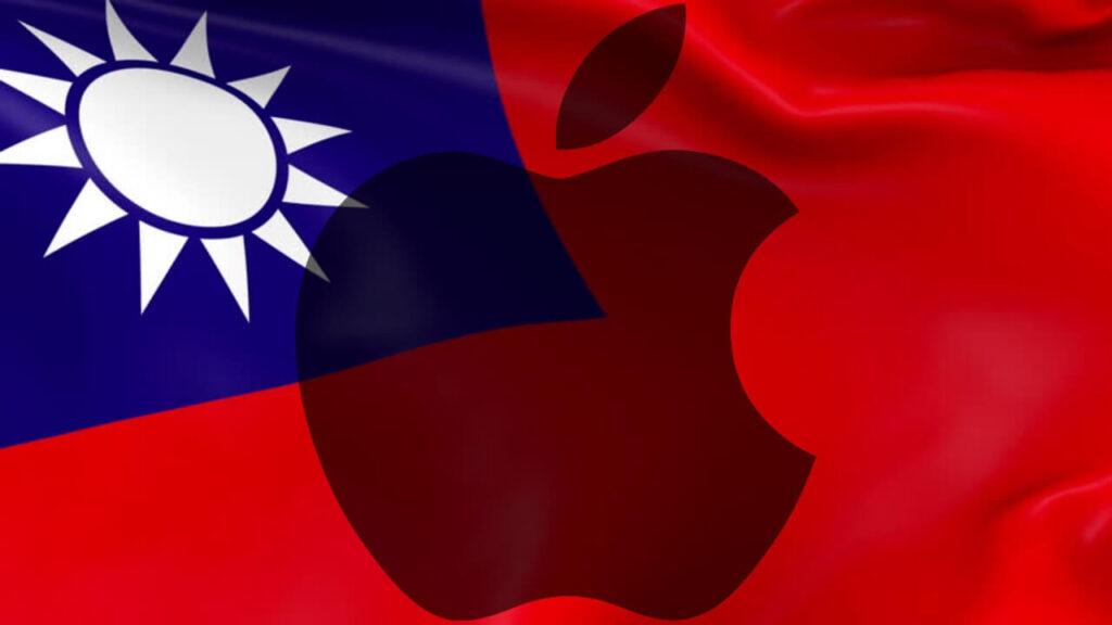 apple traslada su produccion a taiwan