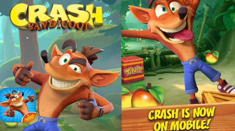 crash bandicoot portada tecnobit