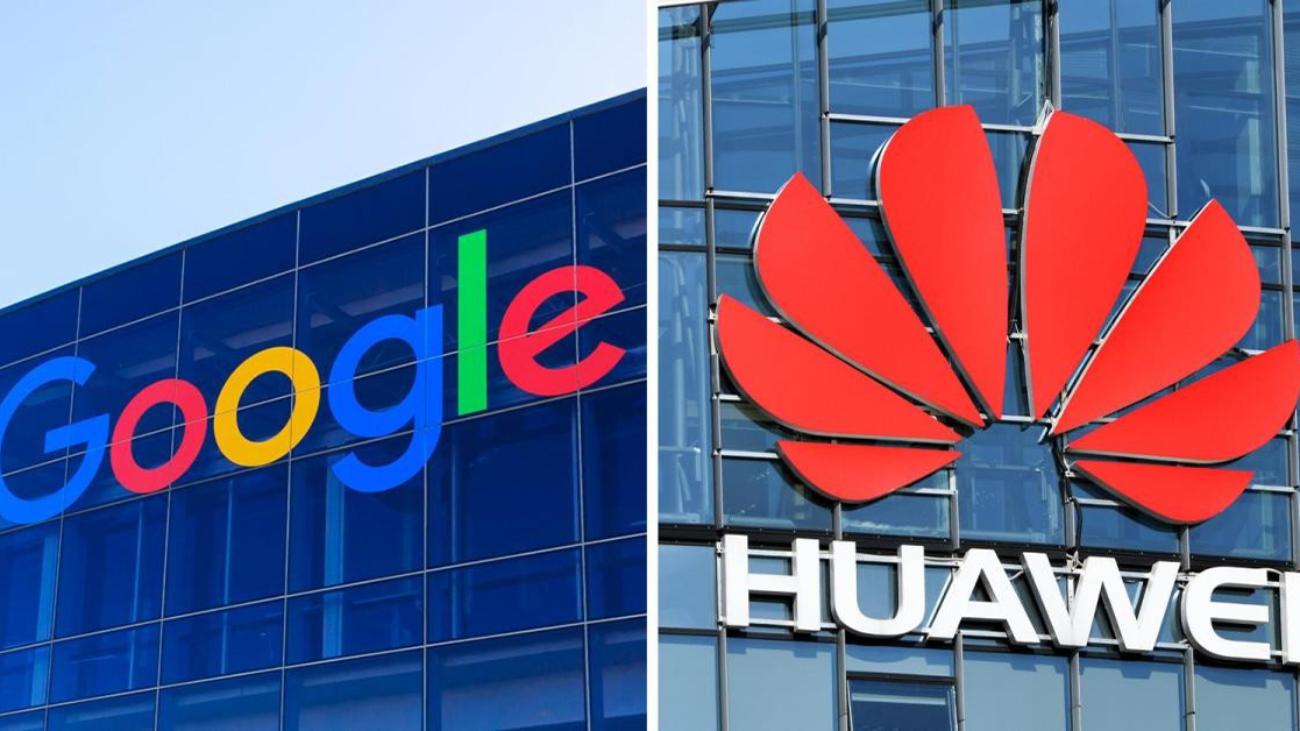 google huawei portada