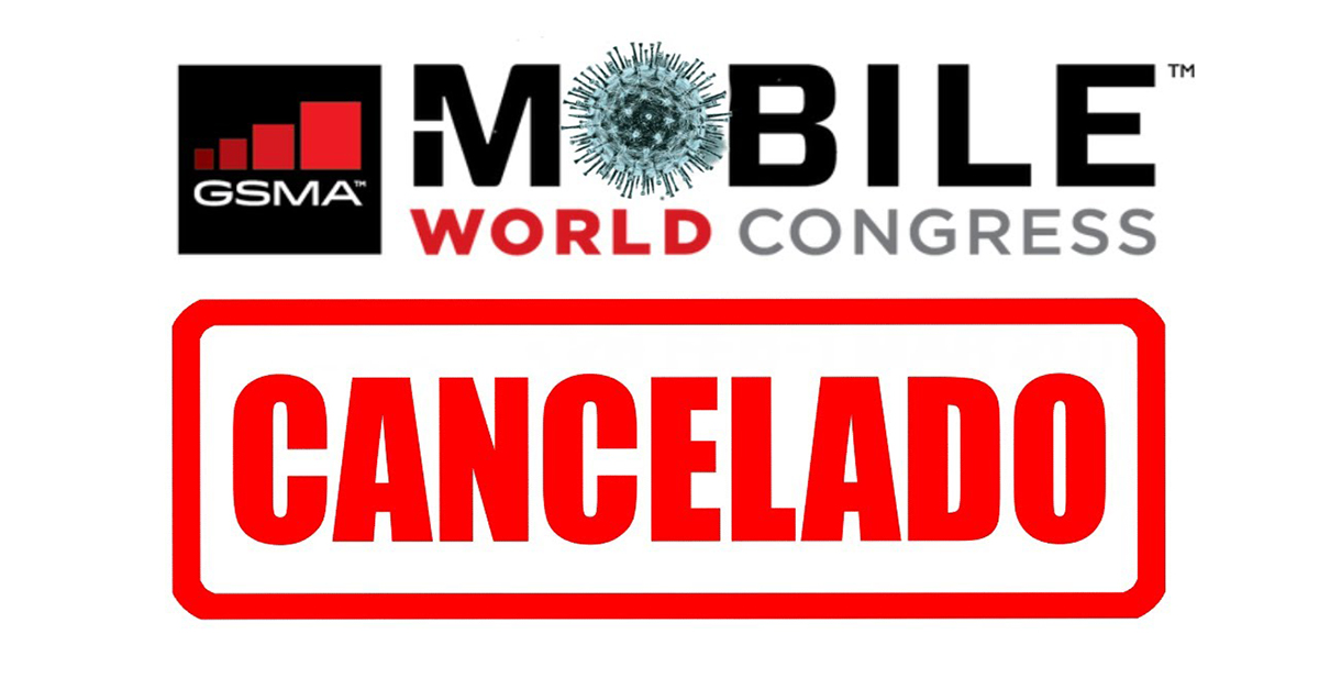 mobile world congress cancelado oficial