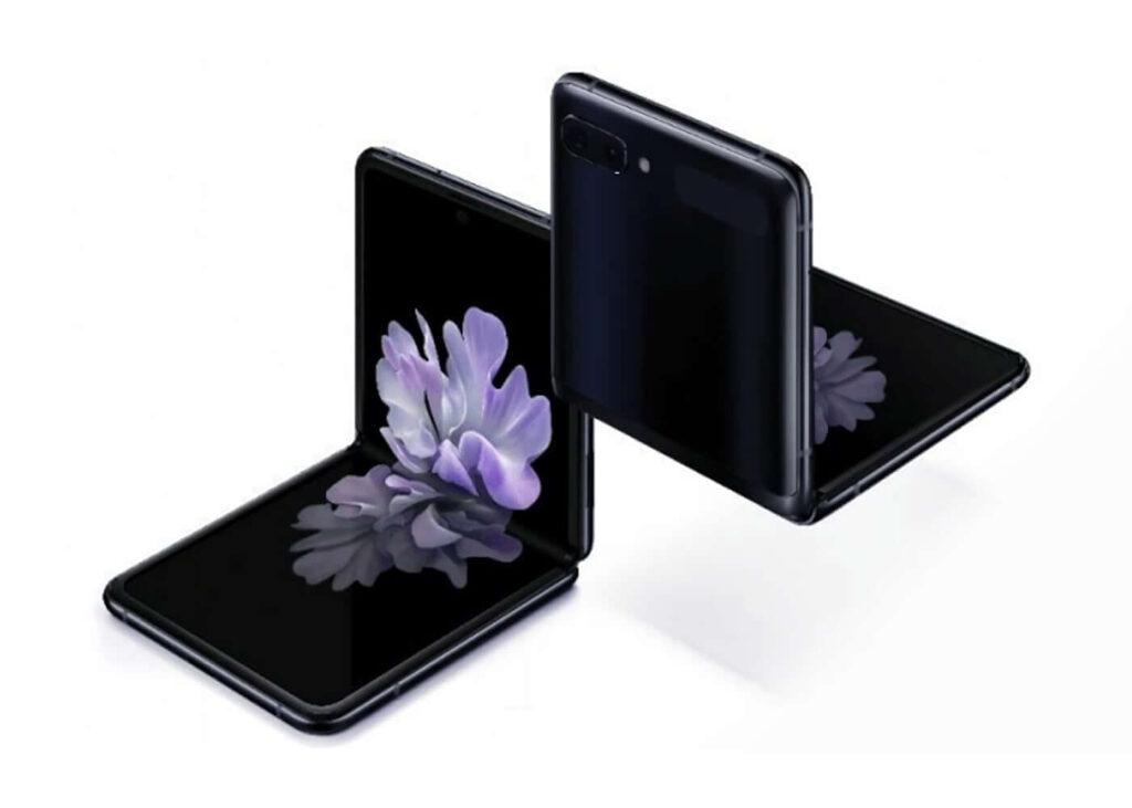 Samsung Z Flip Negro