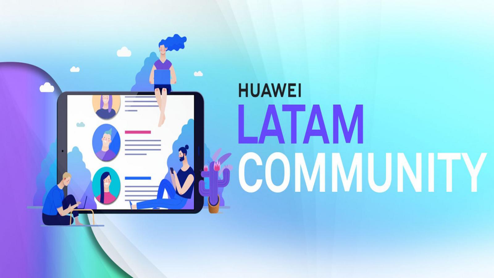 huawei-latam-comunity-portada
