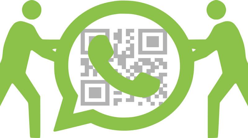 whatsapp contactos qr