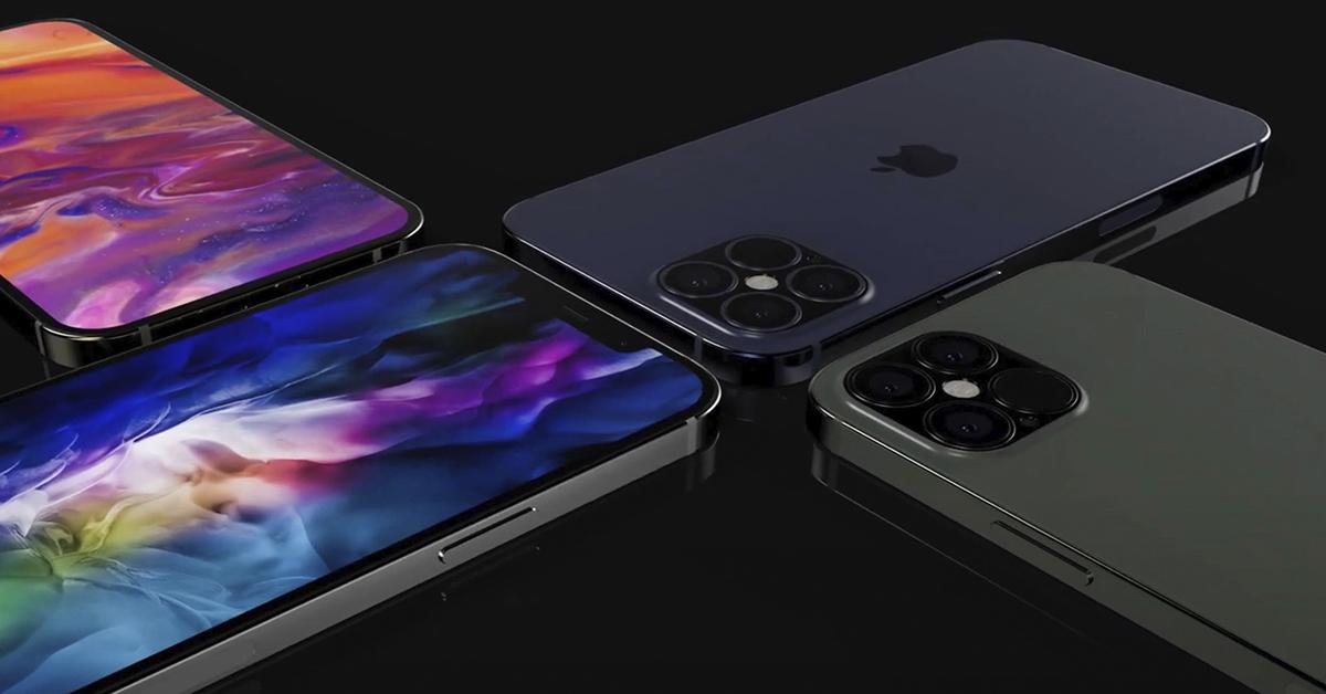 iPhone 12 llegada octubre
