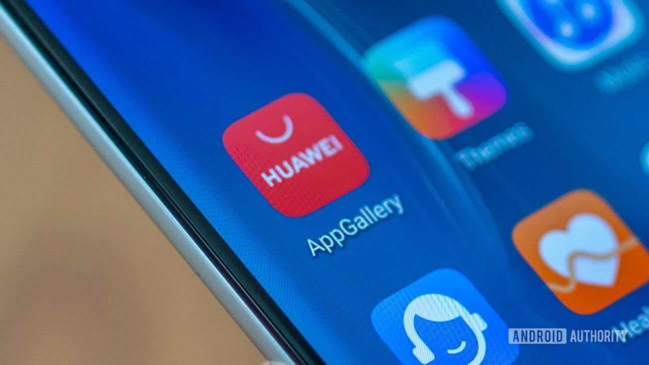 Huawei P40 App Gallery