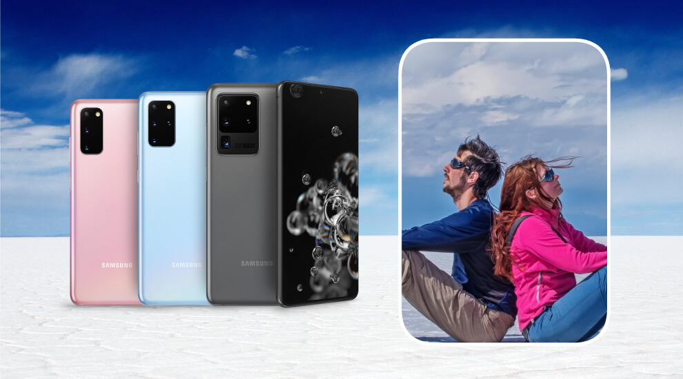 Samsung S20 Descubre las maravillas de Bolivia