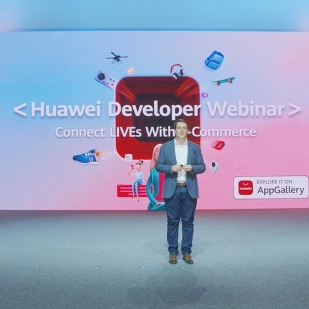 Huawei Devoloper Webinar