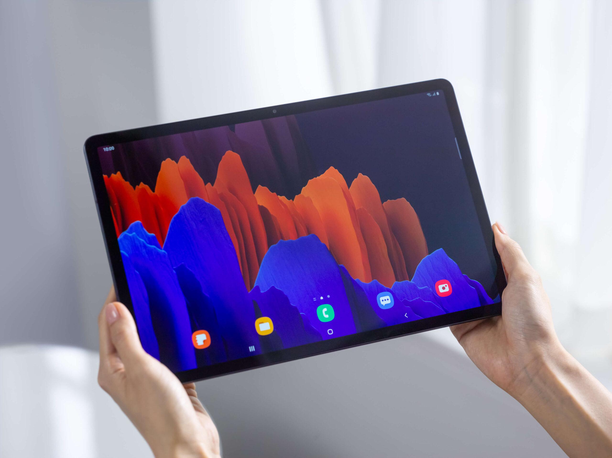 Samsung Tab S7+ 1