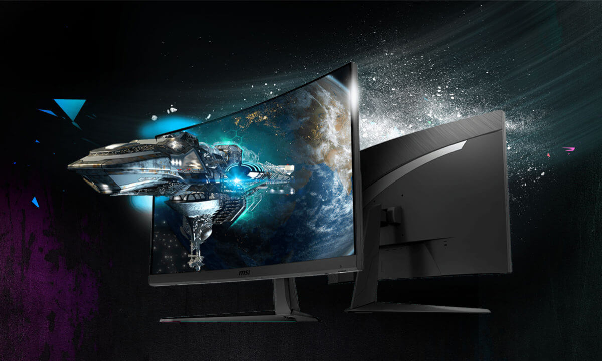 pantalla curva monitor