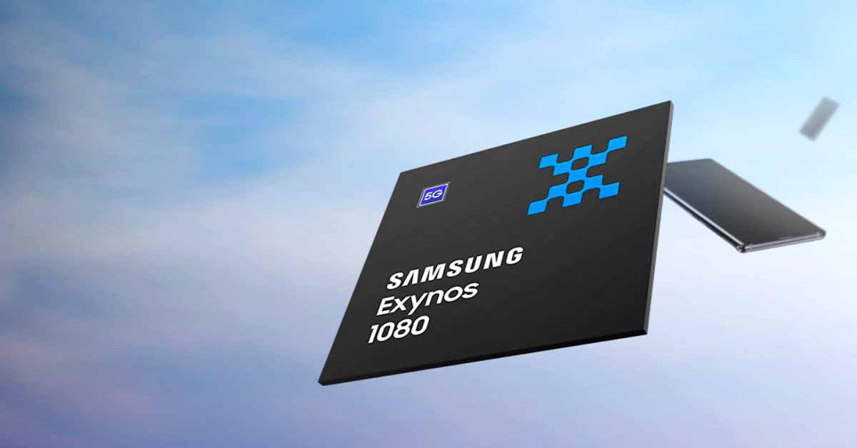 exynos 1080 samsung