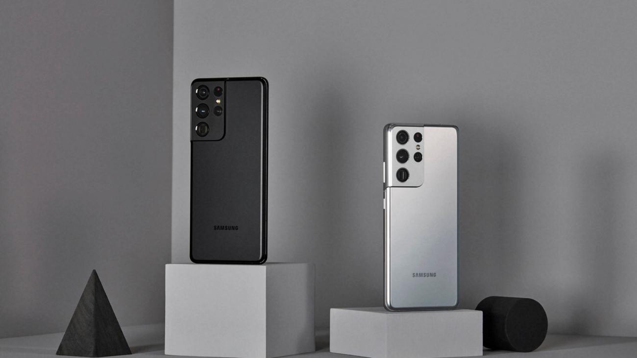 Samsung Galaxy S21+ y Ultra