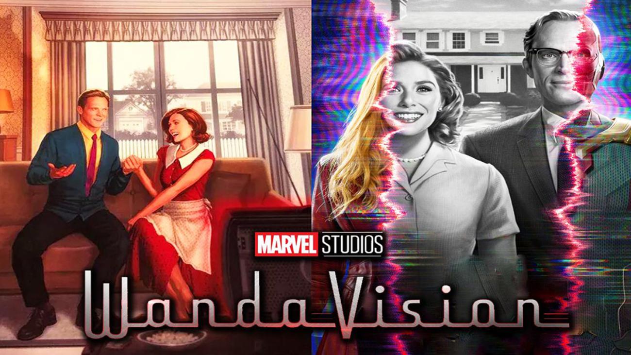 wandvision disney+