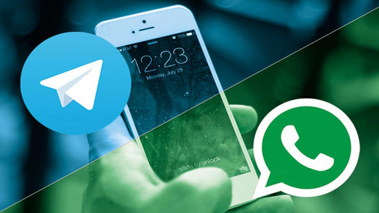 TELEGRAM-WHATSAPP-CHATS