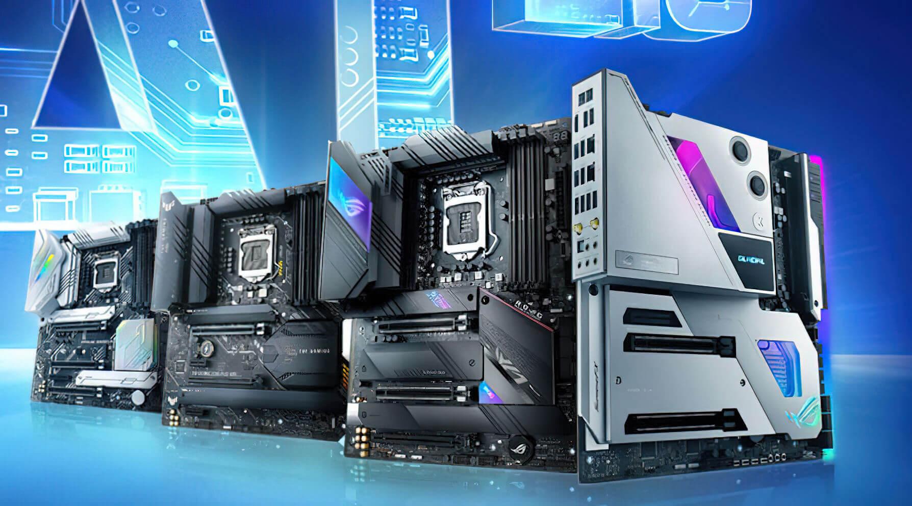 ASUS-Z590-Series