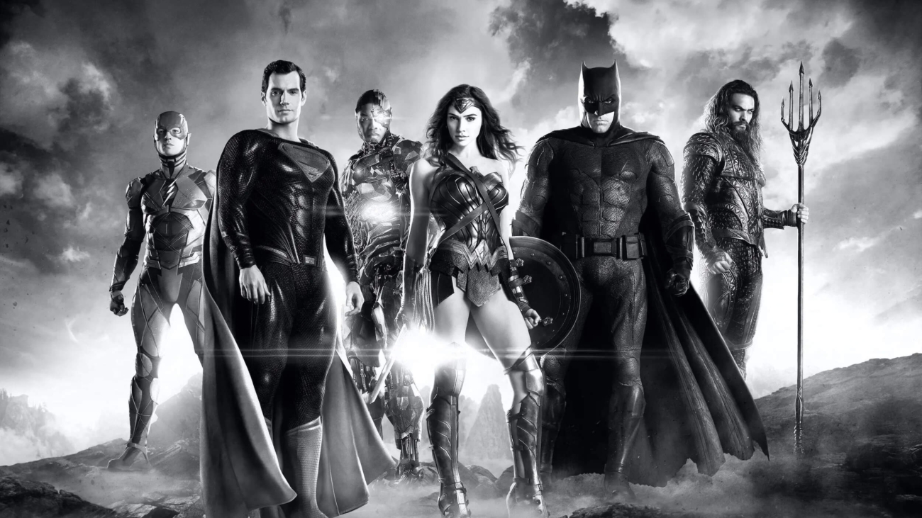 Justice League Snyder Cut Bolivia