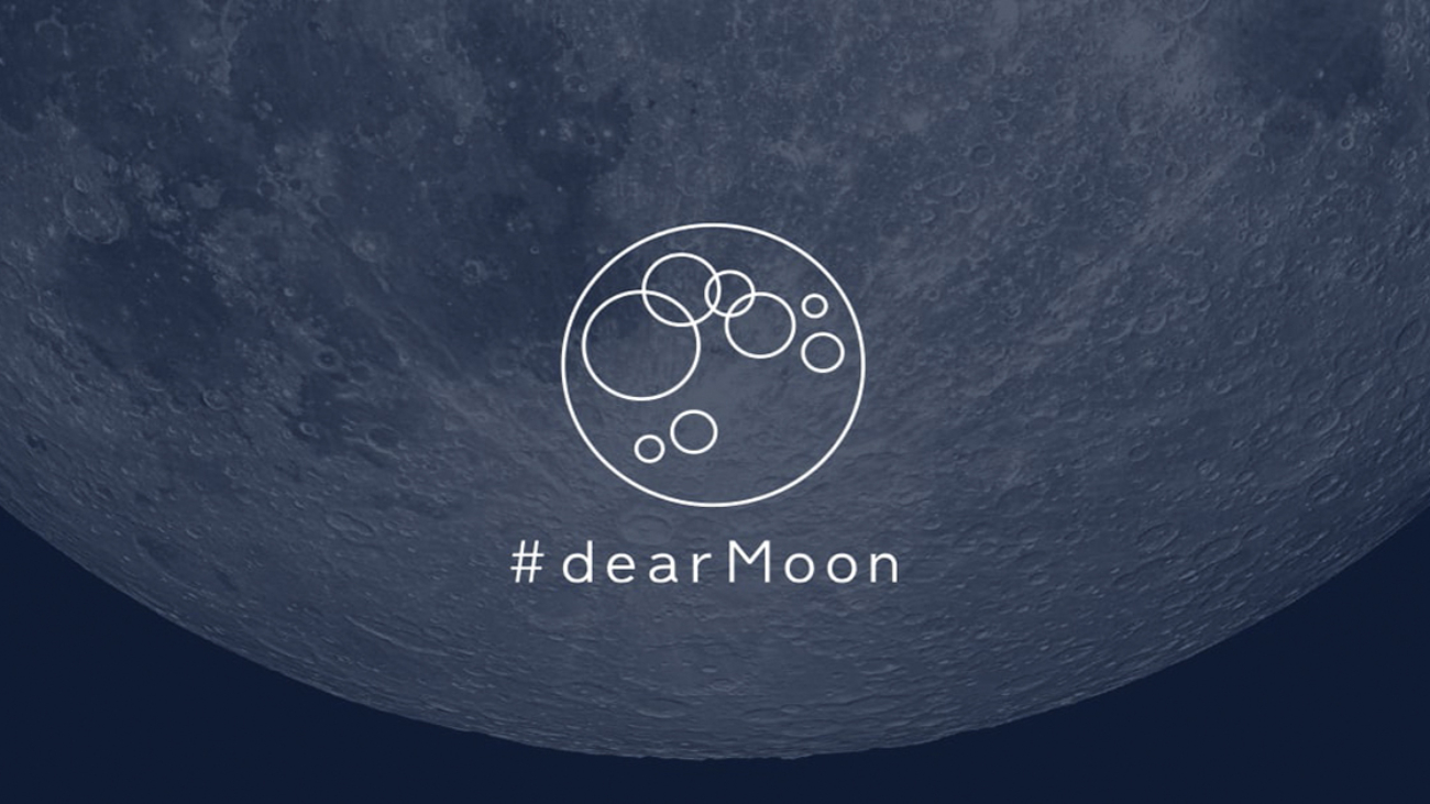dear moon luna spacex