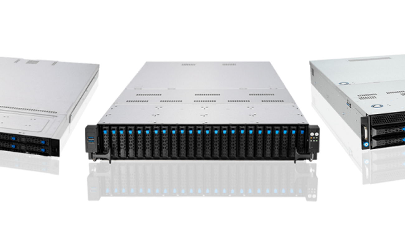 ASUS servers powered by 3rd Gen Intel Xeon Scalable processors