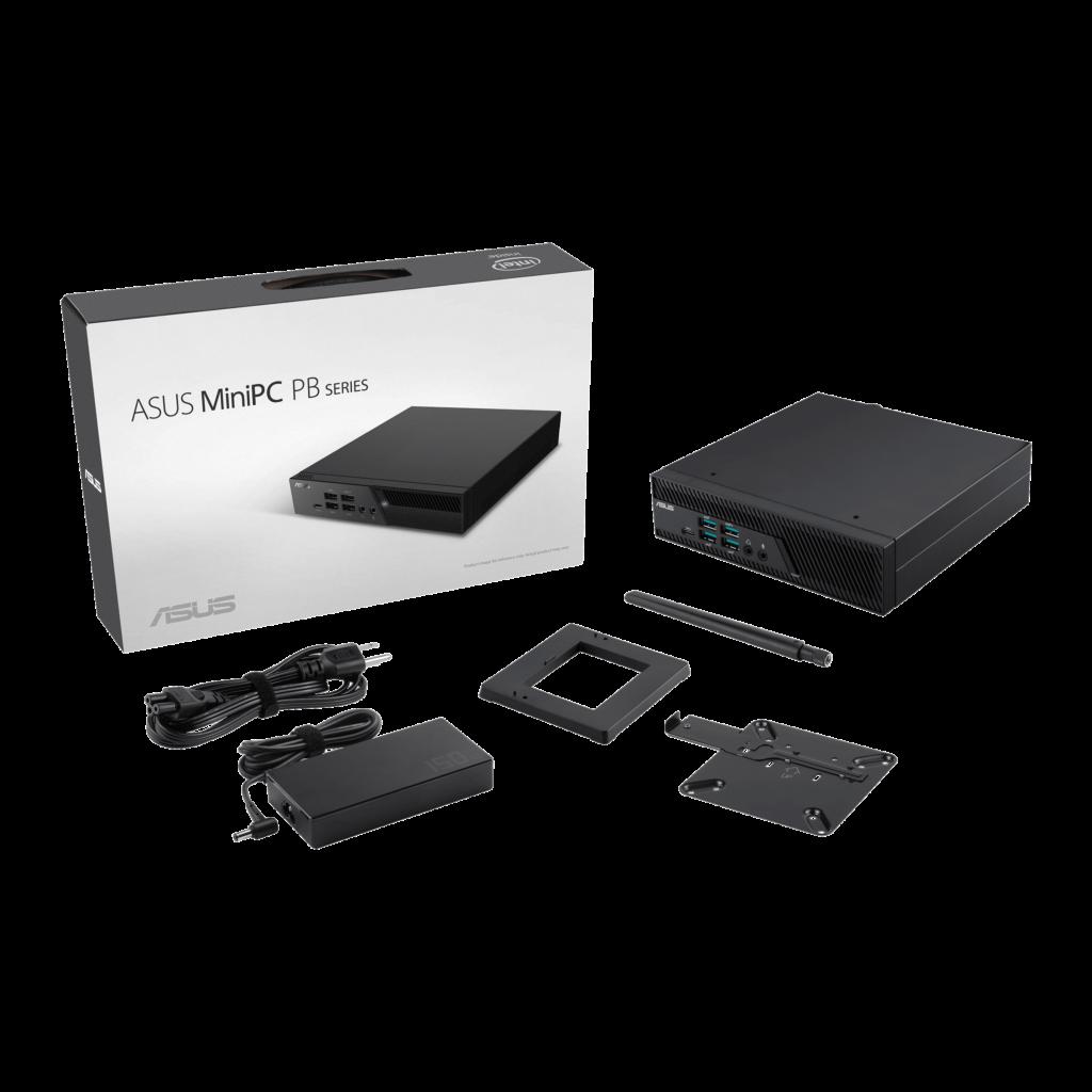 Asus Mini PC PB62 Empaque
