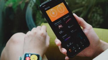 Huawei Watch Fit Salud