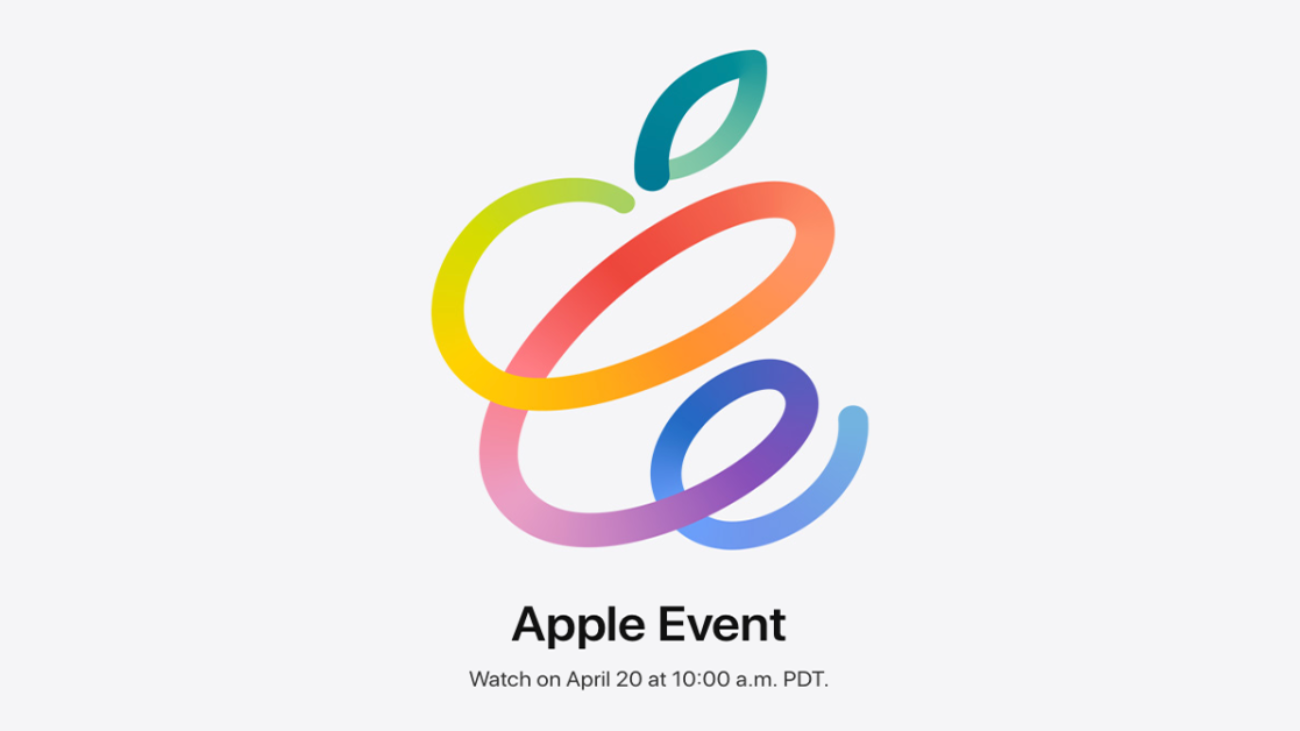 APPLE EVENTO 20 DE ABRIL SPRING LOADED
