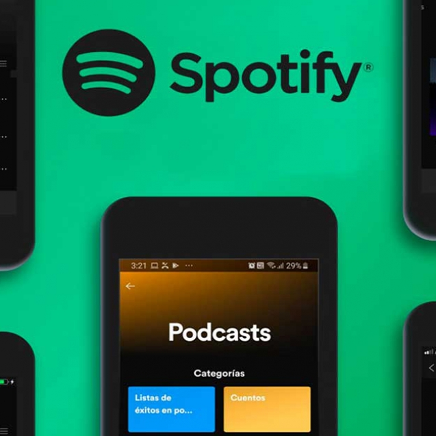 podcasts premium spotify
