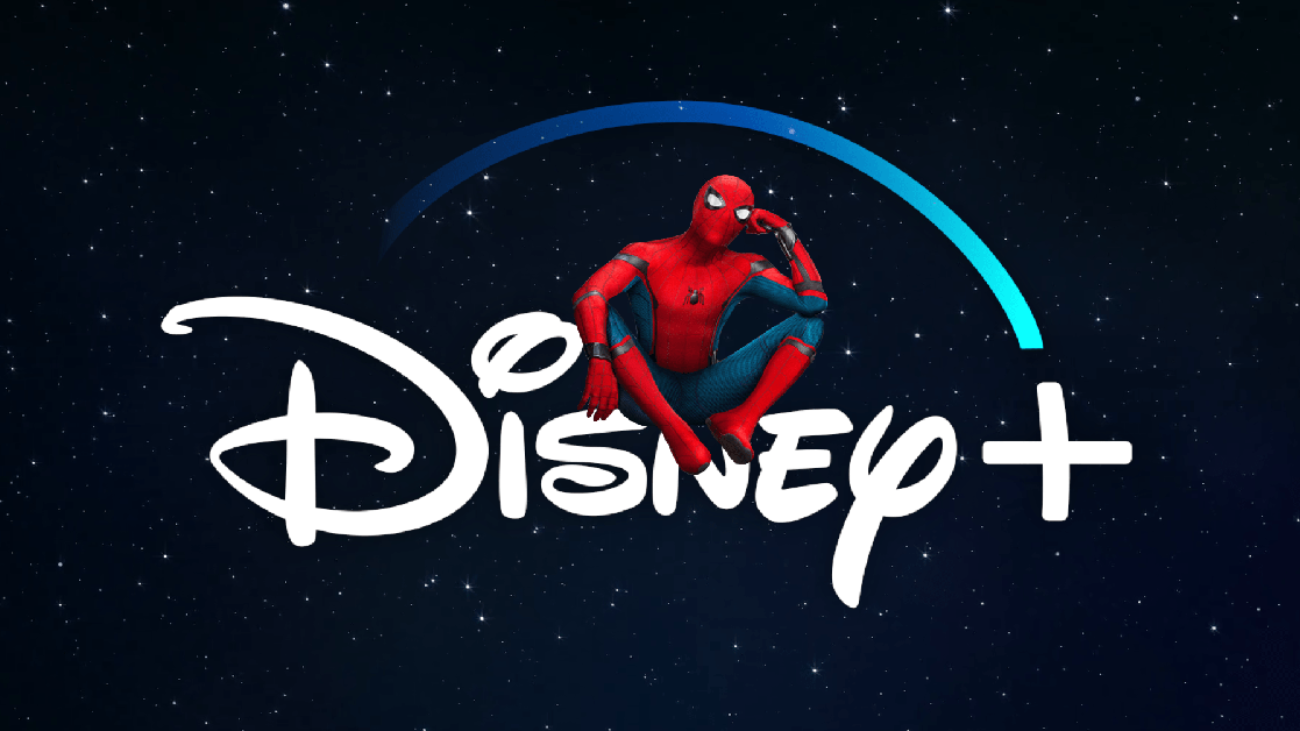 spider man disney plus