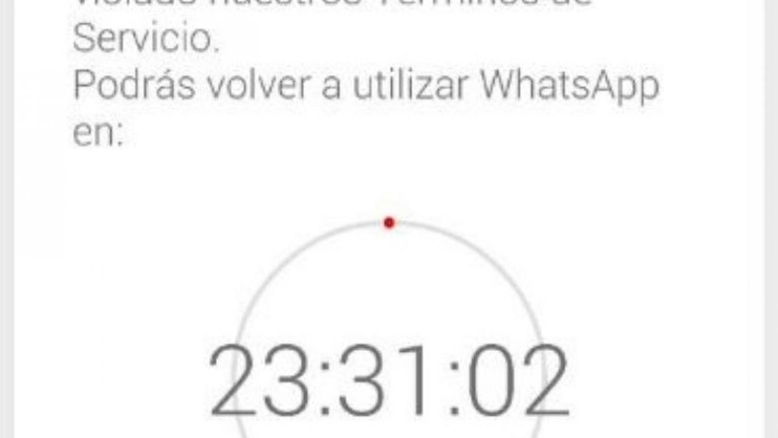 whatsapp-bloqueo-cuenta