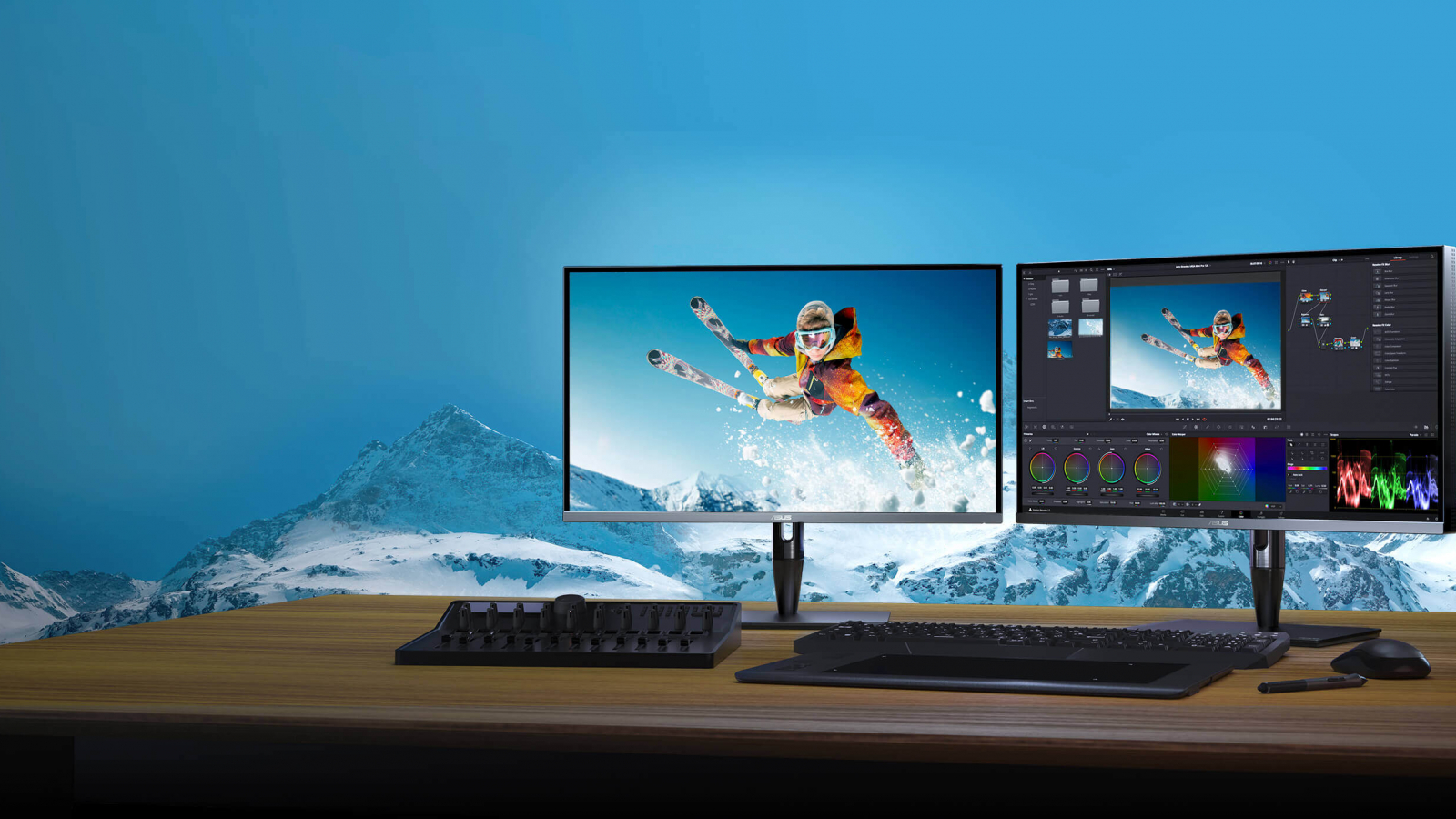 ASUS-ProArt-Monitor-PA32UCG-K-Edicion-de-Color