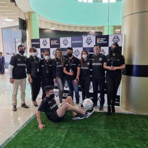 Samsung Combo Futbolero Evento