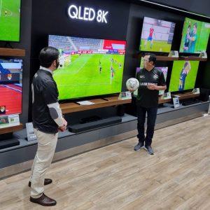 Samsung Combo Futbolero Jose Rocabado - Gonzalo Cobo