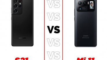 TB Samsung S21 Ultra versus Xiaomi Mi 11 Ultra Cuadrado