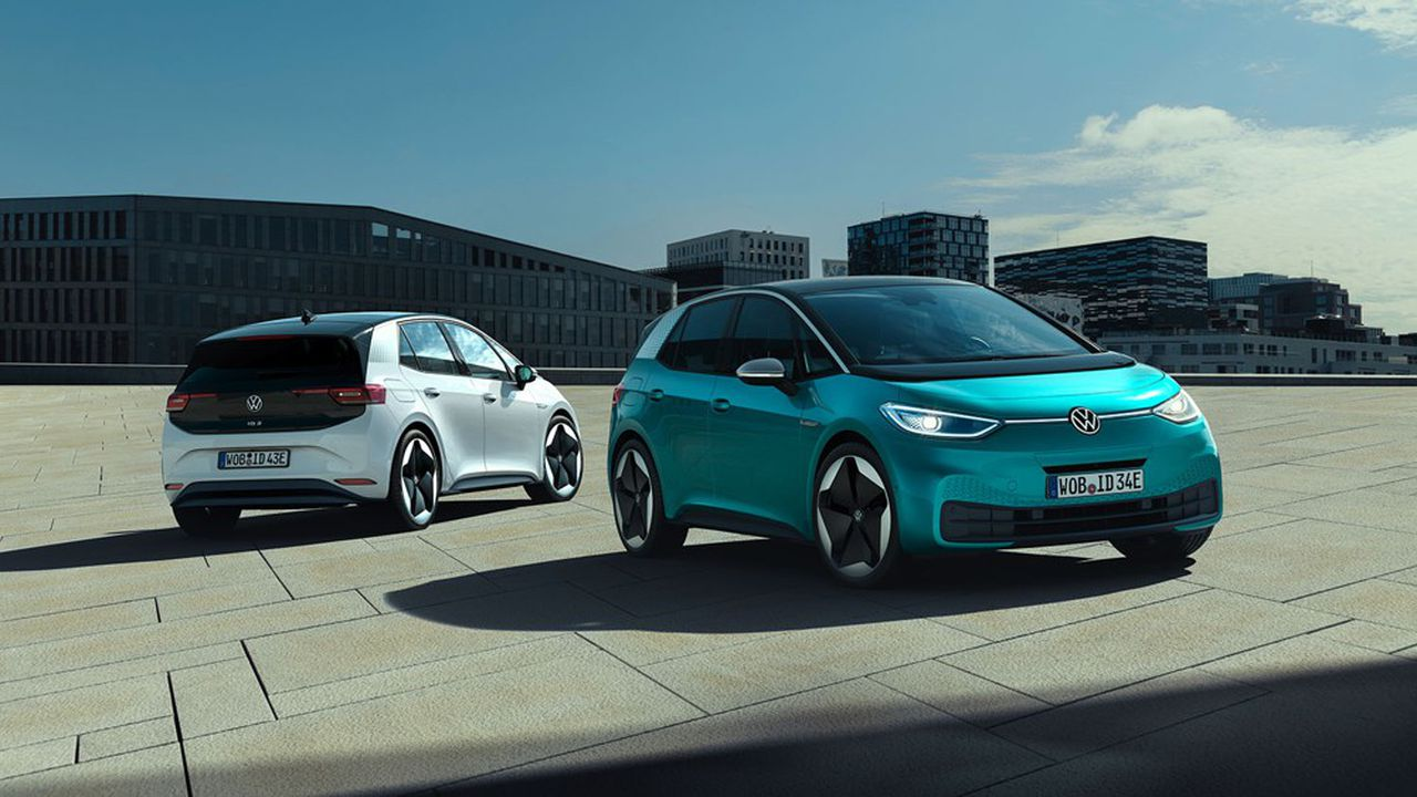 volkswagen autos electricos 2035