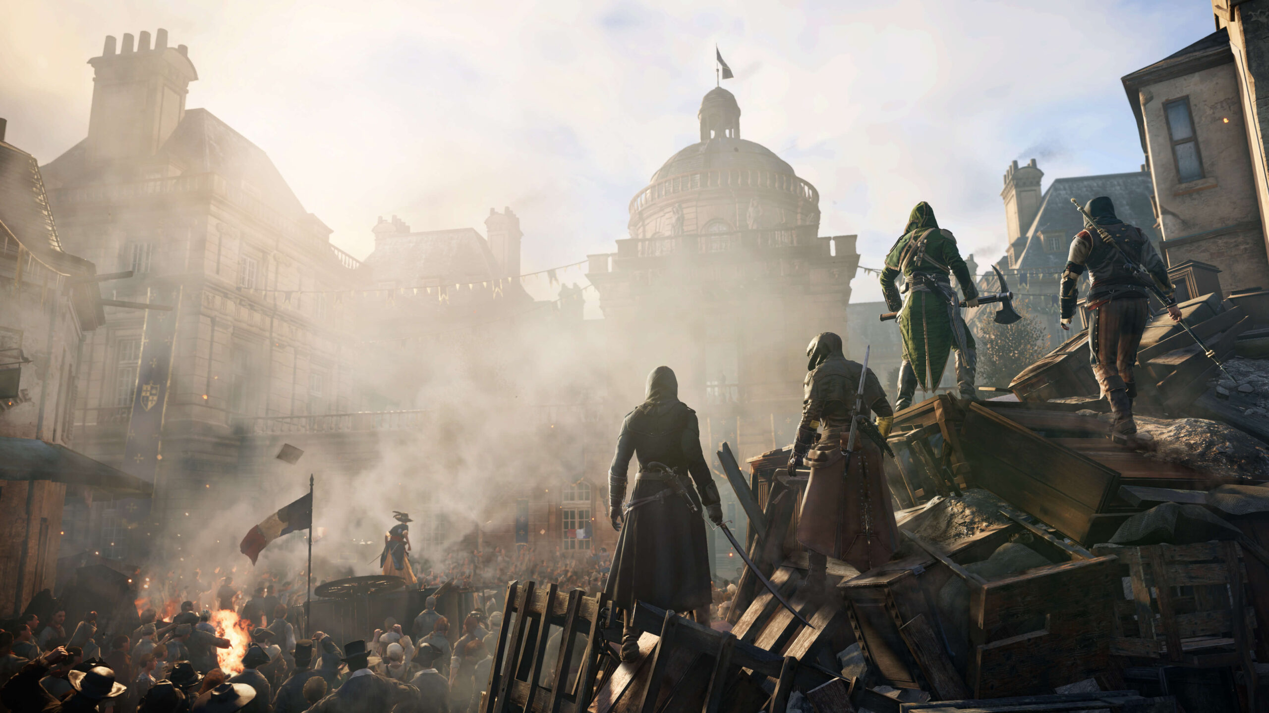 Assassins Creed Infinity llegara en 2024