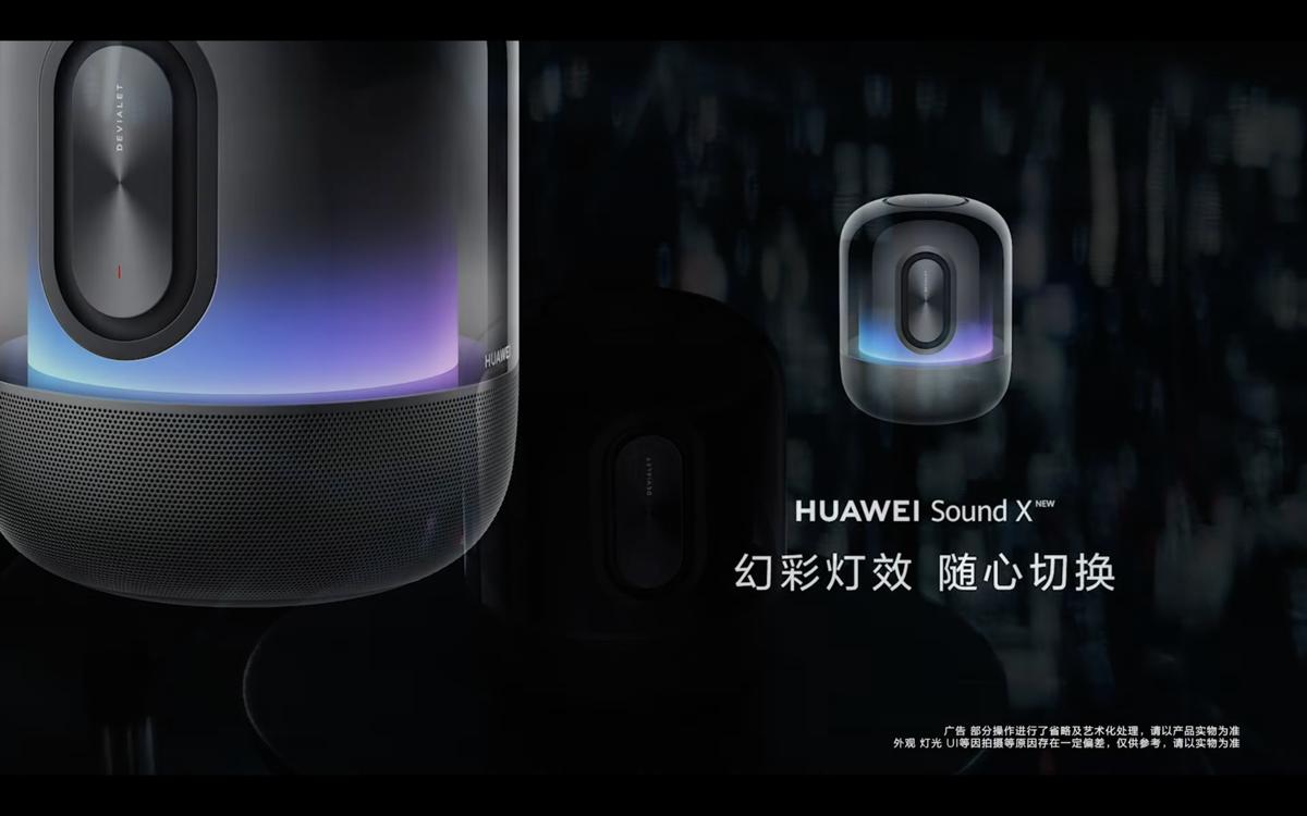 HUAWEI SOUND X 2021 NEW LANZAMIENTO