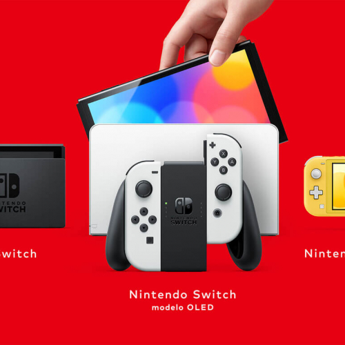 Nintendo Switch vs Lite vs Oled