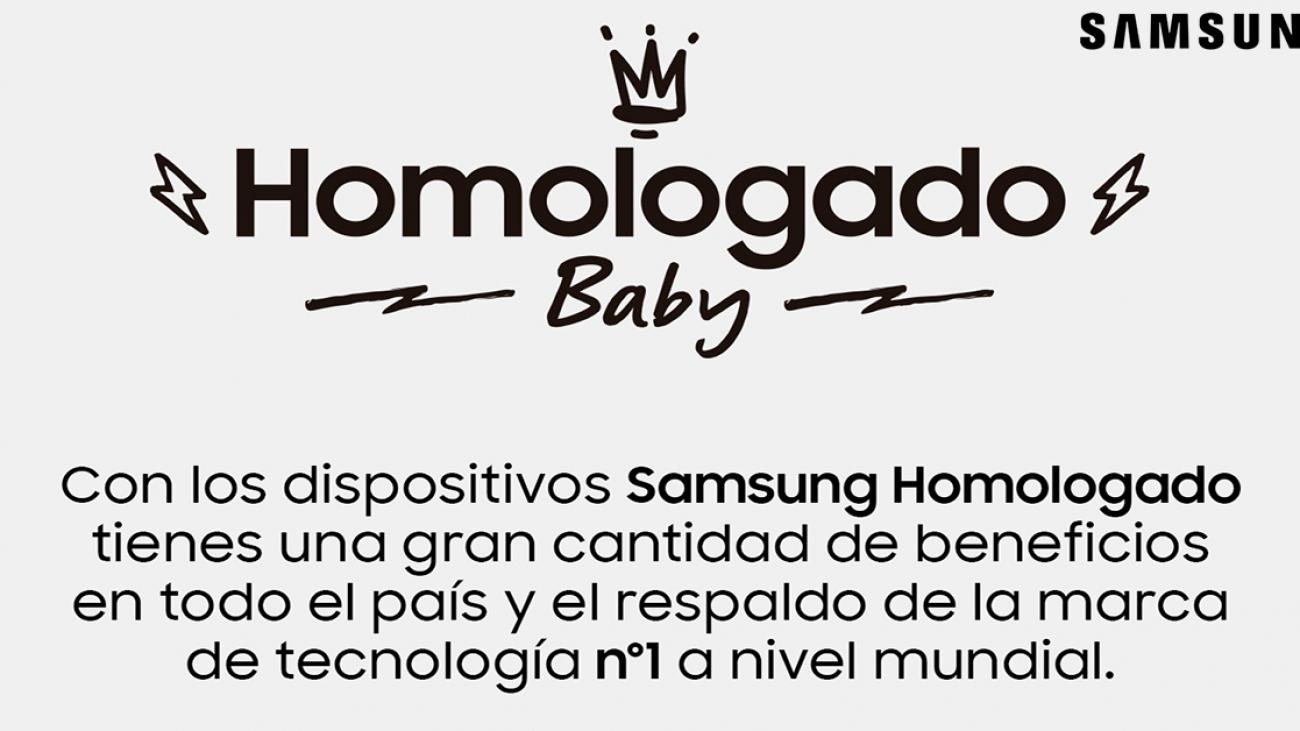 homologado baby samsung bolivia