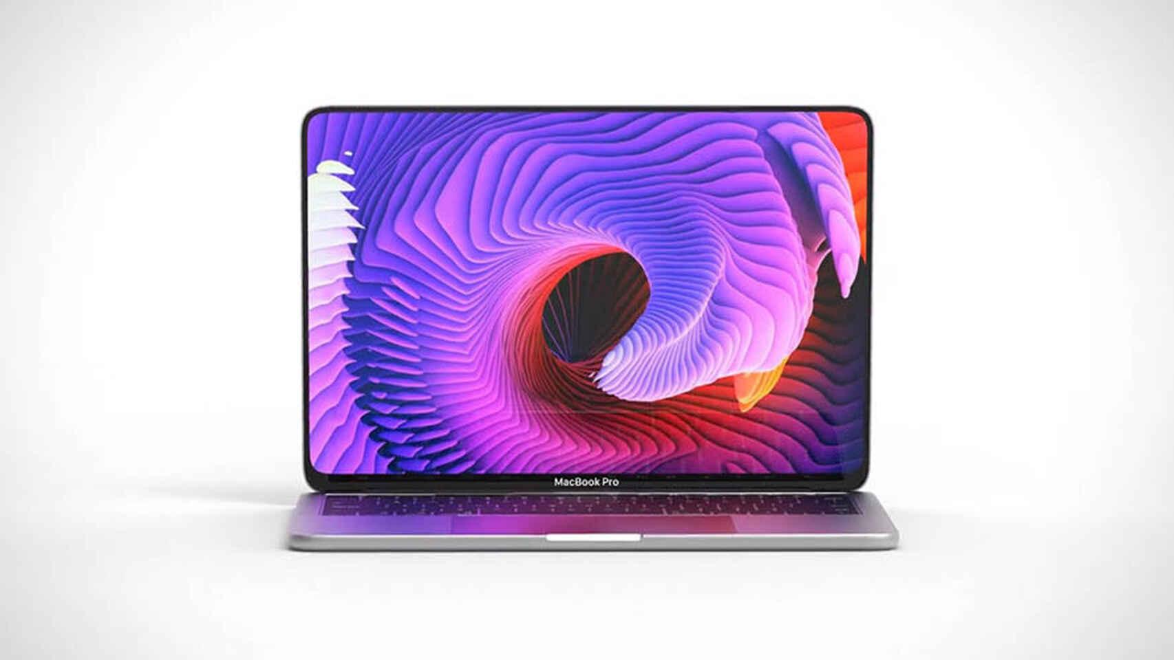 macbook pro 16 pulgadas rumores
