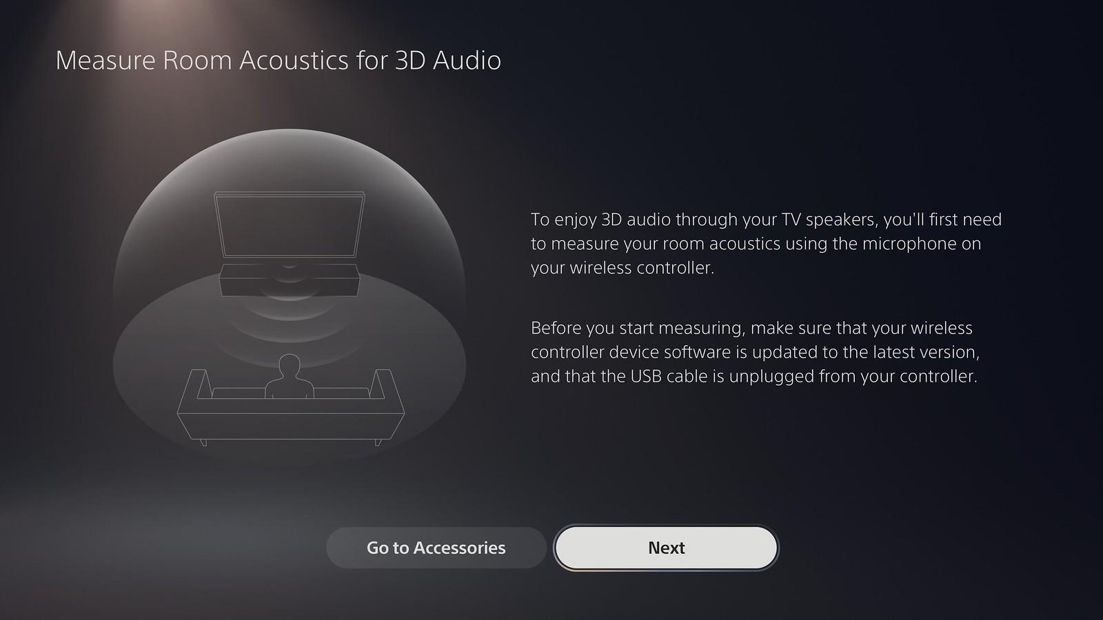 Audio 3d compatible con televisores