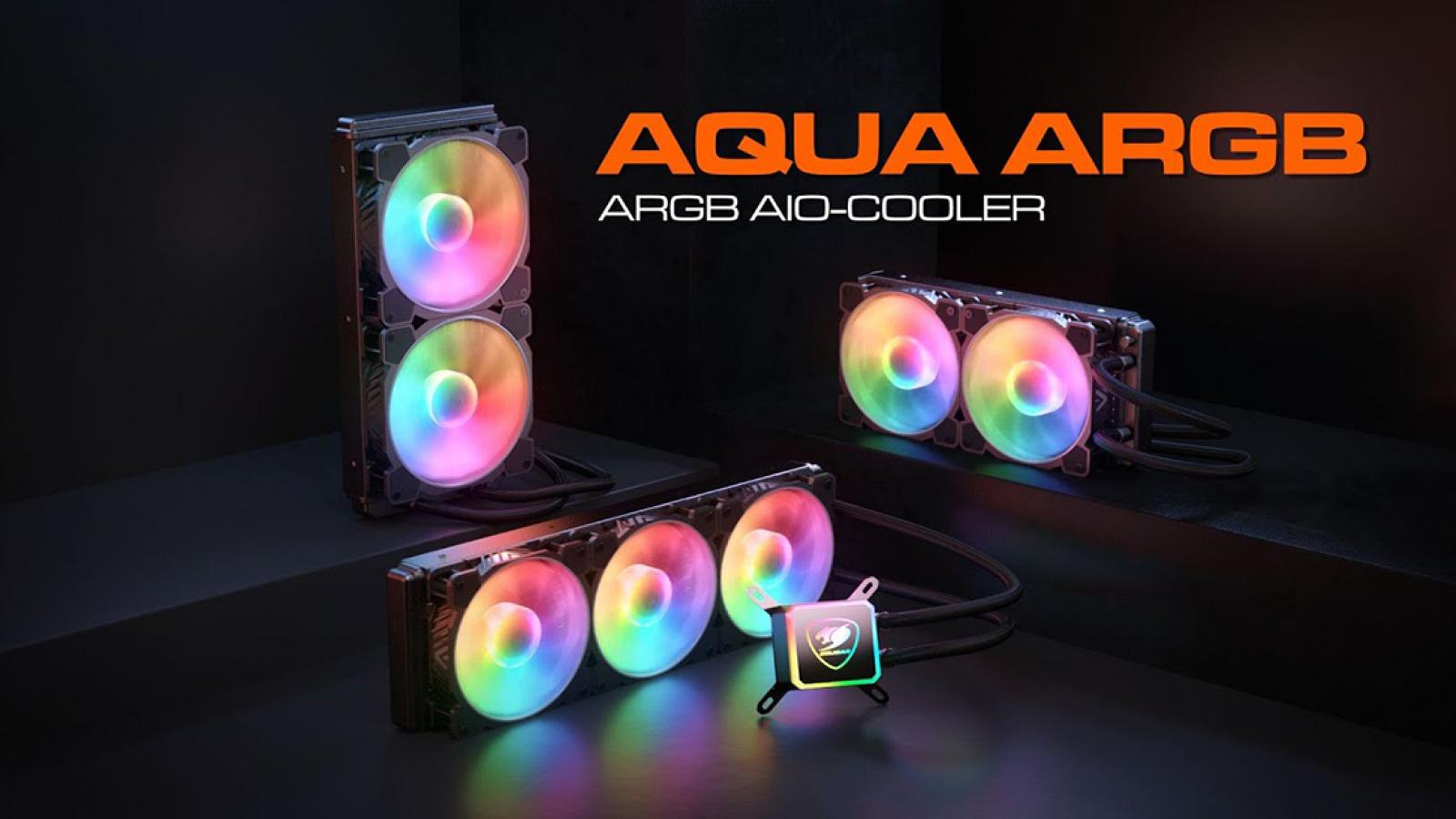cougar aqua argb