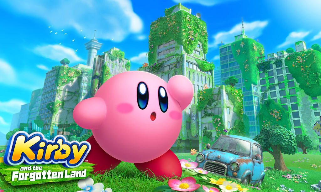 Anunciado Kirby and the Forgotten Land