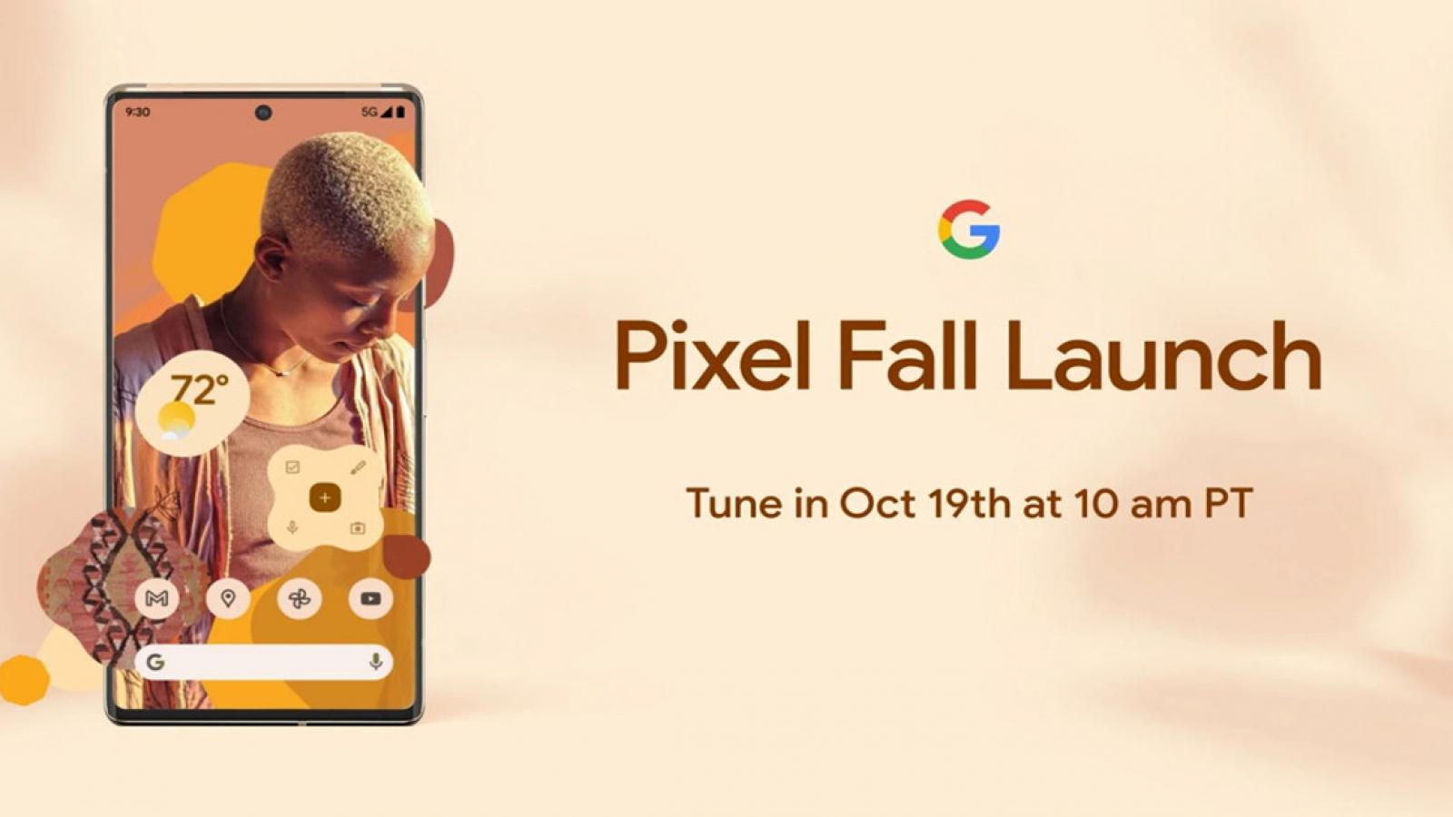 google pixel 6 fecha de lanzamiento